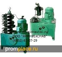 Гидростанции СВ-М1, СВ-М5