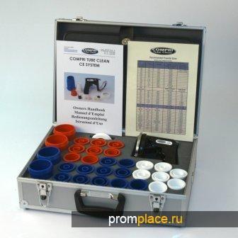 Система очистки трубопроводов, труб и шлангов Compri