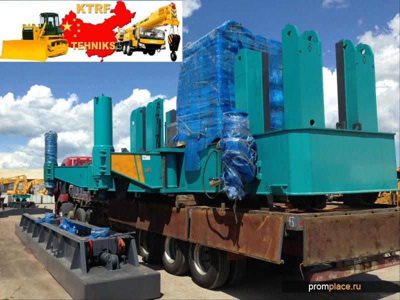 Гидравлическая сваевдавливающая машина (копер) Sunward ZYJ240
