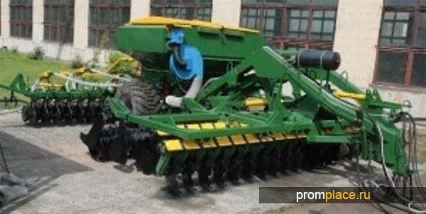 Агрегат почвообрабатывающе-посевной АППА-6