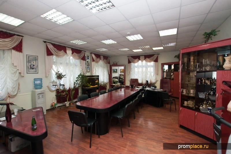 Продается коммерческая недвижимость: земля и 2 административно-складских здания в центре г. Краснодара