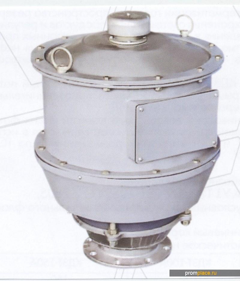 Клапаны непримерзающие дыхательные мембранные НДКМ