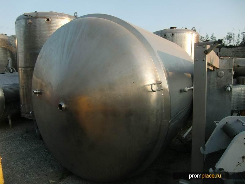 Продам Емкость нержавеющая (асептический танк, стерил-танк),