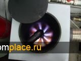 Котел на отработке ГеККОН-30