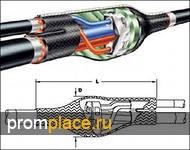 Кабельные термоусадочные муфты Raychem (Райхем) GUST,POLT, GUSJ, POLJ.