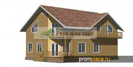 Строим качественные дома из бруса
