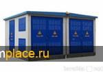 Комплектная трансформаторная подстанция БКТП, 2 БКТП  мощностью до 1000 кВА