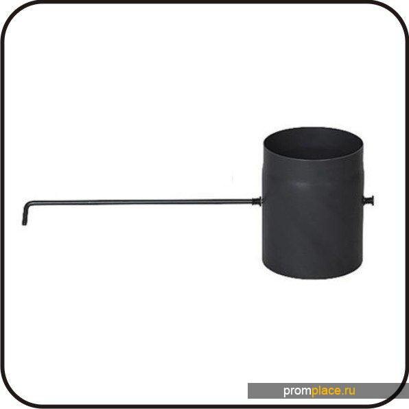 Дымоходные системы из черной стали 2 мм