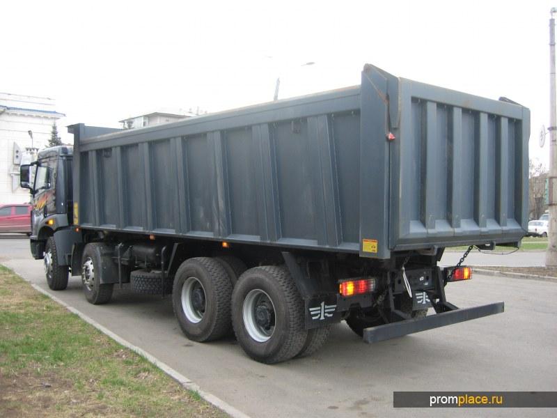 Самосвал FAW 8x4 модель CA3312P2K2LT4E