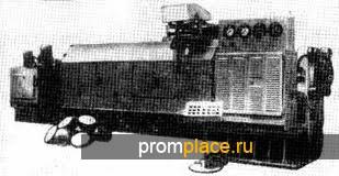 Машина импульсного брикетирования Т4136