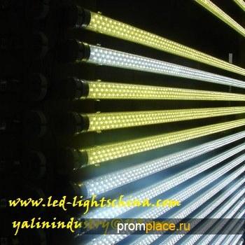 T8 и T5 светодиодный трубки, люминесцентные лампы SMD трубки, энергоэффективное освещение