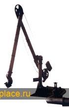 Установка для налива нефтепродуктов в речные танкеры УРУ-250