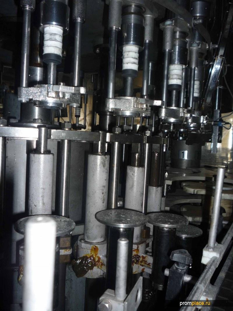 Продам моноблок розлива вакуумного типа ЛПМ 24/6