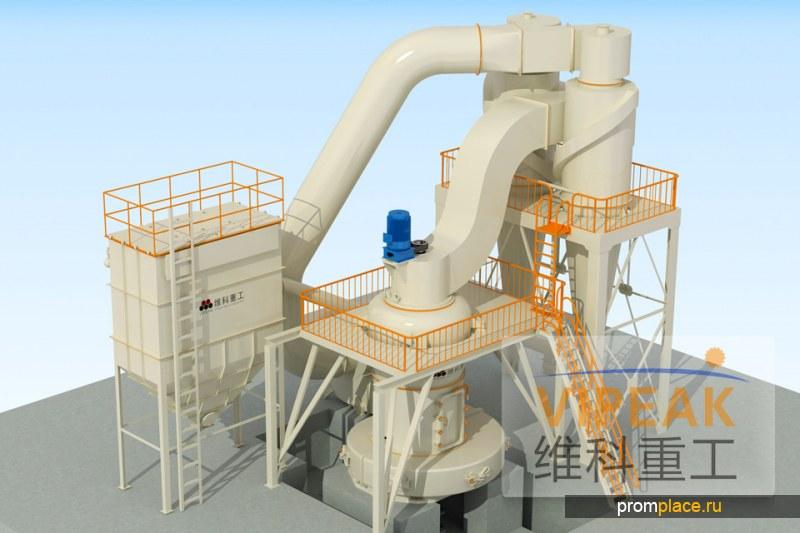 Supply vipeak gypsum powder making machine price