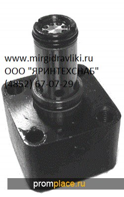 Гидроклапан редукционный встраиваемый МКРВ