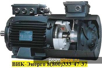 Электродвигатели Leroy-Somer серии LSMV