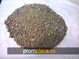 Щебень гранитный фр. 0-10 мм.