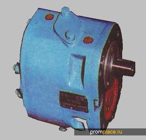 Производство косозубых пневмомоторов К3МФ