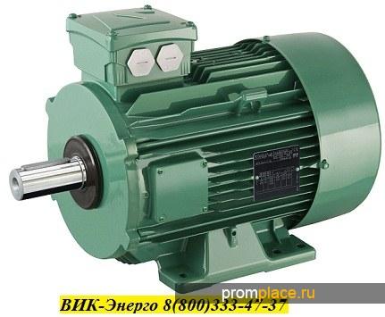 Асинхронные электродвигатели Leroy-Somer серии LS, FLS