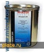 Черный магнитный порошок PFINDER 290