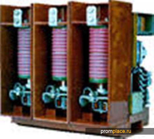 Контактор вакуумный квт-10-4/400 У2, ухл5