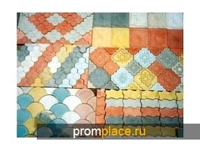 Вибростанок для блоков, полублоков и тротуарной плитки МАРС-3 УНИВЕРСАЛ 12ТП
