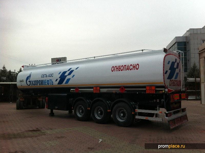 Полуприцеп-бензовоз 32 000 литров