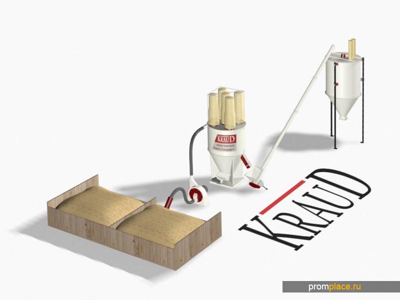 Комплексы для приготовления комбикорма