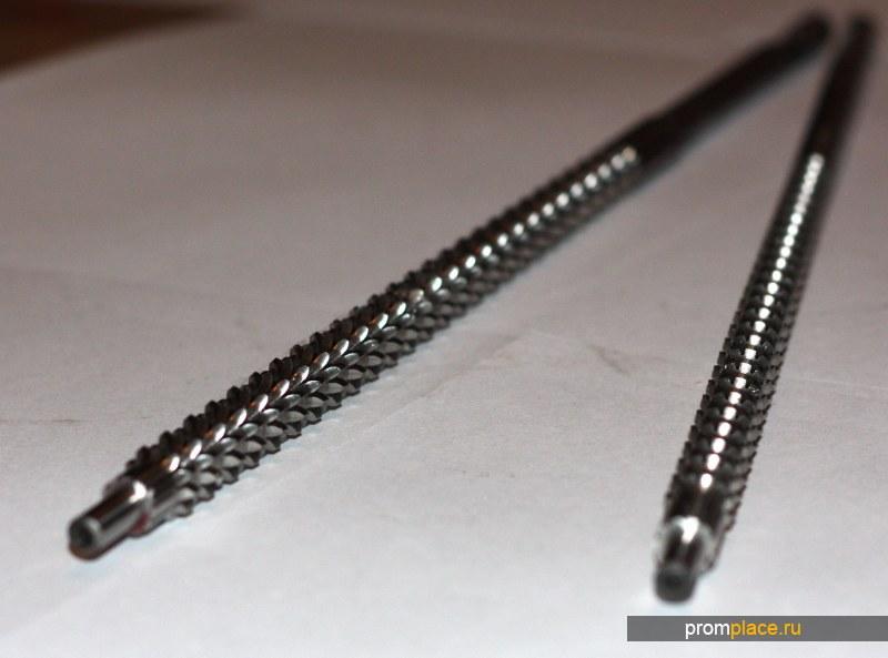 Протяжки шпоночные,прошивки под заказ и в наличии