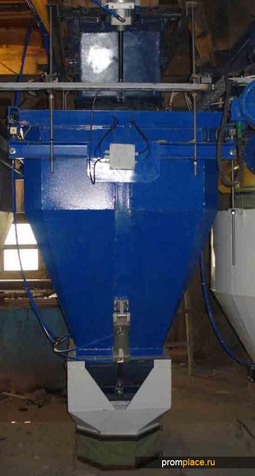 Дозаторы инертных материалов ДИ1200, ДИ1600, ДИ2000