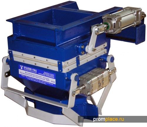 Дозатор для фасовки сыпучих продуктов ДМ-06-50 в мешки с открытым верхом