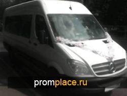 Автобусы в Екатеринбурге. Минивэны