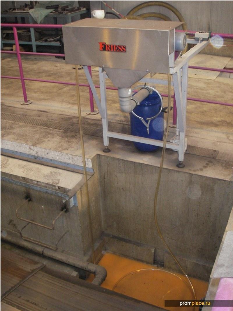Системы для очистки воды, стоков, масел, СОЖ и технологических растворов