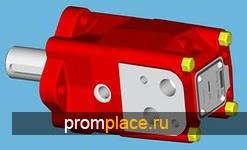 Гидромотор МГП 200, OMS-200