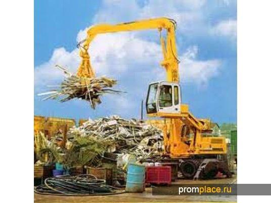 Скупаем металлолом по всей Украине