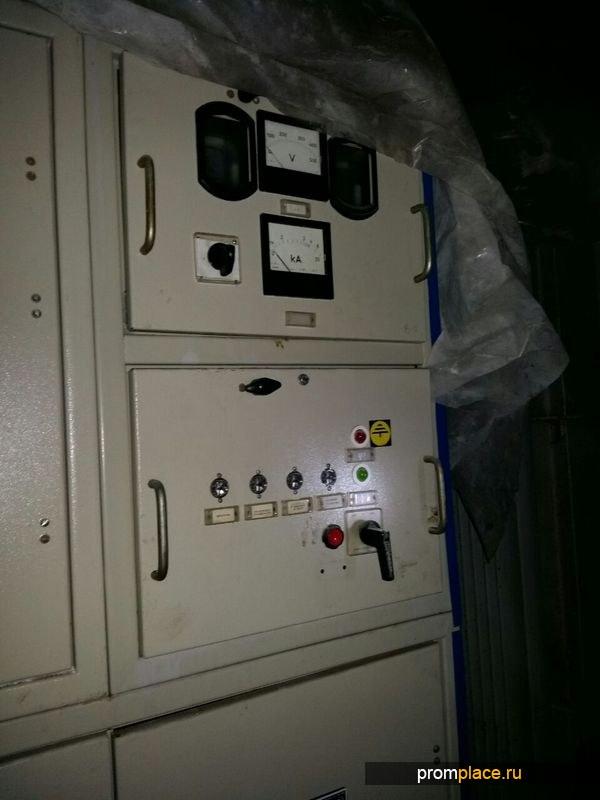 Оборудование для электрической водогрейной котельной суммарной мощностью 4000 кВА