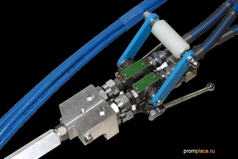 Пневматический инъекционный поршневой насос БМ 1425