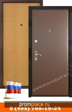 Входные двери Винилискожа + Ламинат
