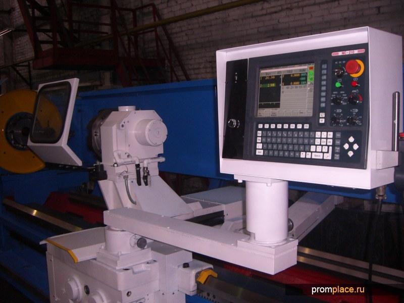 Специальный токарный станок с ЧПУ мод. РТ117Ф3