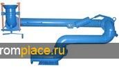 Устройства  нижнего слива нефти  из железнодорожных цистерн УСН-175