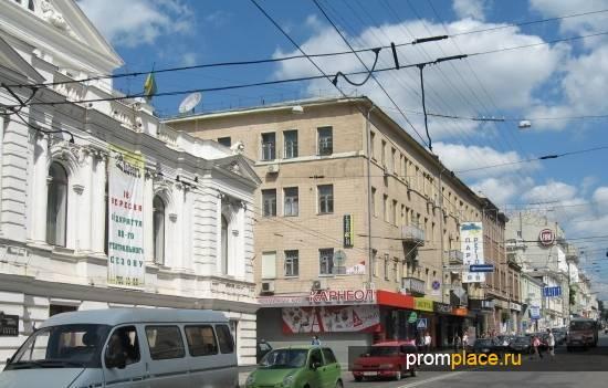 Продажа помещения 520 кв.м в центре Ростова-на-Дону