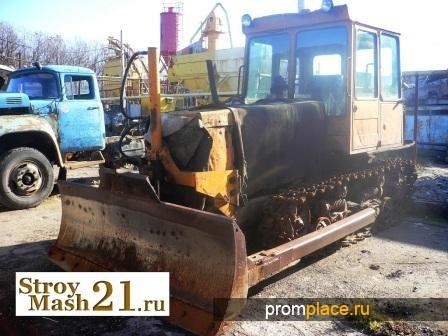 Бульдозеры на базе трактора ДТ 75 (ДЗ-42), б/у, Чебоксары