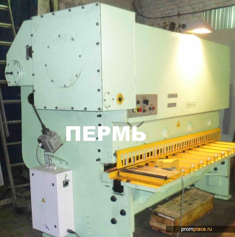 н3121 12х2000 мм продам Ножницы гильотинные механические