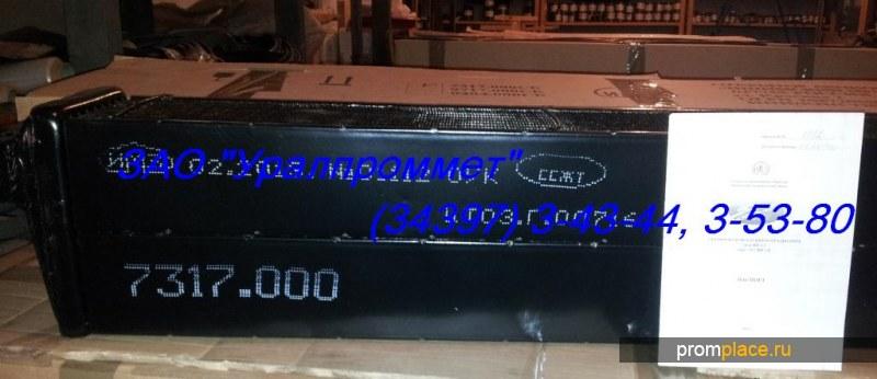 7317.000 Секция радиатора унифицированная
