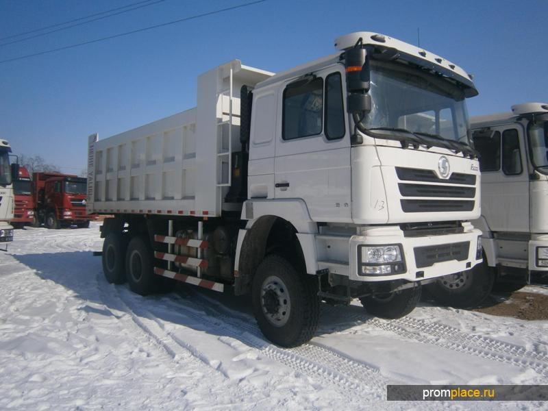 Самосвал Shacman 6x6 SX3256DR385C F3000 345 л.с