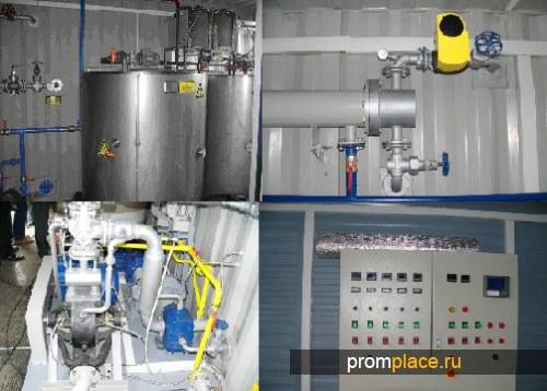 Установка для производства битумных эмульсий BiEM