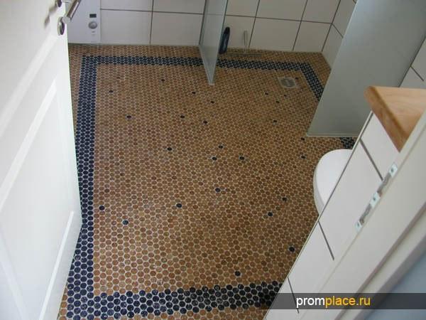 Напольная пробковая мозаика пр-во Португалия