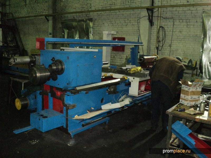 Капитальный ремонт и модернизация оборудования