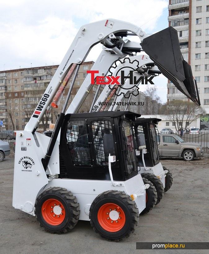 мини погрузчик МКСМ 800 Forway