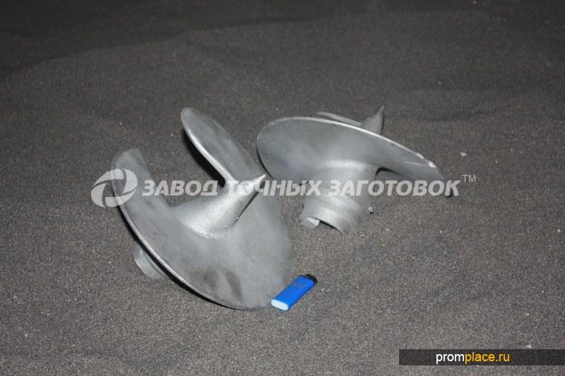 Литые наконечники для винтовых свай 250/89